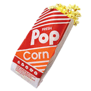 Pop-Corn Bags 1oz (25ct)