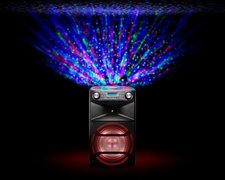 Total Block Party Lighted Speaker
