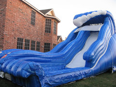 20' White Water Giant Slide