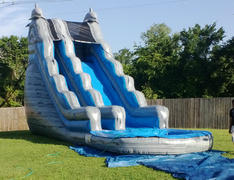 Waterslides/ Full size Pool