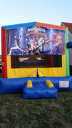 Deluxe Bounce House Power Rangers
