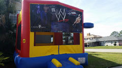 Deluxe Bounce House Wrestle Mania