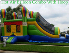Combo Unit Hot Air Balloon