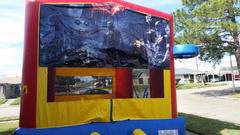 Deluxe Bounce House Batman