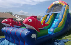 Waterslide Big Cajun