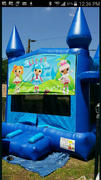 Deluxe Bounce House  Lalaloopsy/ Blue/