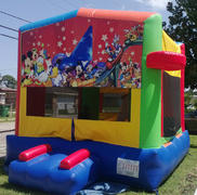 Deluxe Bounce House Disney