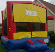 Deluxe Bounce House Module
