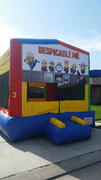 Deluxe Bounce House Despicable Me/Minions 2-n-1
