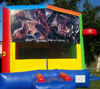 Deluxe Bounce House Spiderman