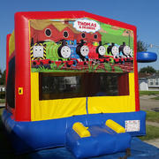 Deluxe Bounce House Thomas the Train and Friends