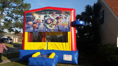 Deluxe Bounce House Toy Story