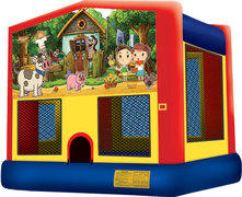 My Farm Bounce House