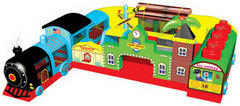 Fun Express Train Bounce House