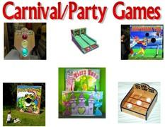 Carnival/Party Games