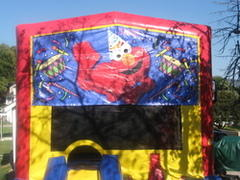 Elmo Bouncer