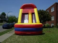18ft Inflatable Slide (dry only)