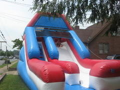 Water Slide 15' - Wet