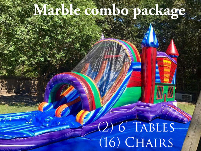 Marble combo package