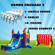 CASTLE COMBO PACKAGE 2