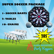 SUPER SOCCER PACKAGE