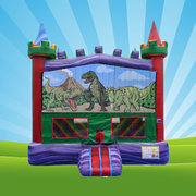 DINOSAUR BOUNCE HOUSE!!!