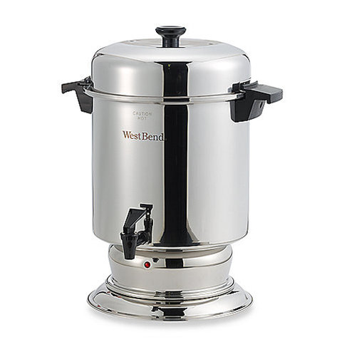 Coffee Maker  48 Cup