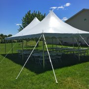 20 x 30 High Peak Pole Tent