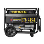 Brute 3500 Running 5250 Starting Watt Gasoline Portable Generator