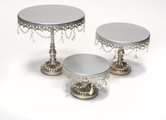 Cake Stand / set of three