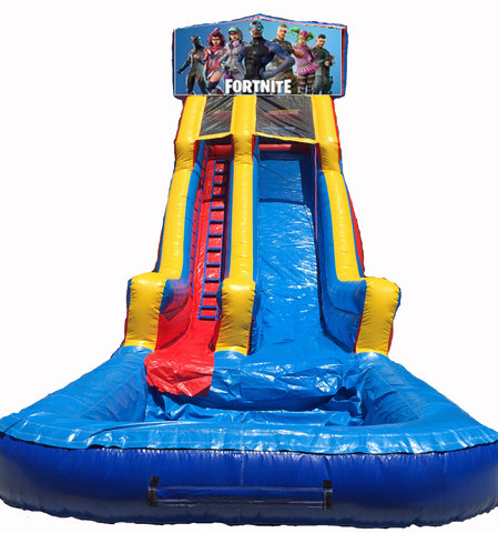 22 ft Module Fortnite Waterslide