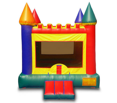 Castle Jump Bounce House