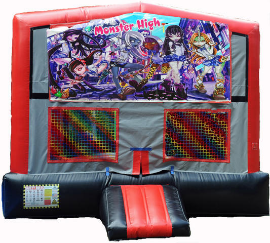 Monster High RBG Bounce House