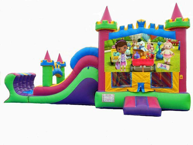 Doc McStuffins Queen Castle Combo