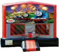 Thomas The Train RBG Module Bounce House