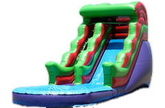 16 ft Wave Waterslide