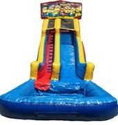 22 ft Module Minions Waterslide