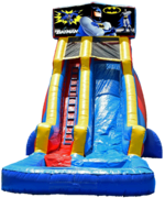 22 ft Module Batman Waterslide