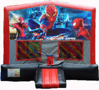 Spider-Man RBG Module Bounce House