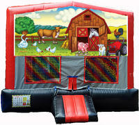 Animal Farm 2 RBG Module Bounce House