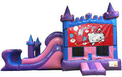 Hello Kitty Princess Castle Combo