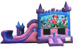 Minnie Mouse Princess Castle Combo