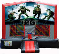 Teenage Mutant Ninja Turtles RBG Module Bounce House