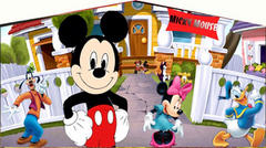 Mickey Mouse Panel