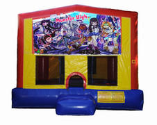Monster High Plain Module Bounce House