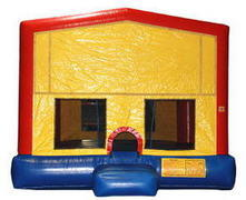 Plain Module Bounce House