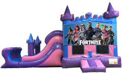 Fortnite Princess Combo Waterslide