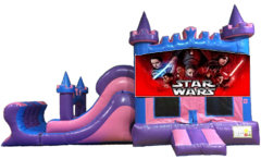Star Wars Princess Combo Waterslide