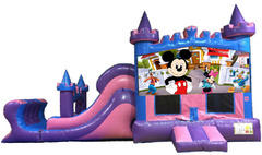 Mickey Mouse Princess Castle Combo
