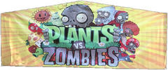 Plants vs Zombies Panel